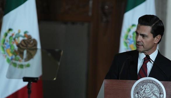 Peña Nieto se rebela ante Trump:
