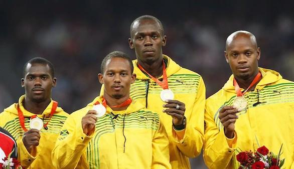 El dopaje quita un oro pero no parte de su leyenda a Usain Bolt