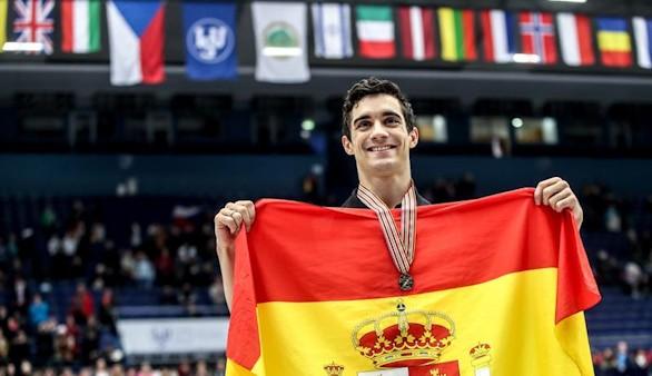 Javier Fernández gana su quinto Europeo y ya es leyenda