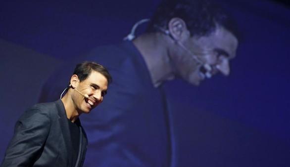 Nadal, presidente del Madrid y feliz en España aunque 'fuera ganaría más'