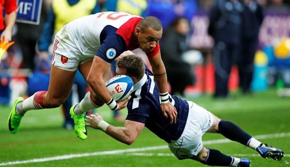 Seis Naciones. Francia arranca ante Escocia su primer triunfo | 22-16