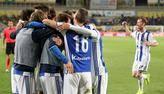La Real sigue mirando a Europa a costa de Las Palmas | 0-1