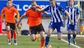 El Alavés remonta y frena, en seco, la progresión del Valencia | 2-1