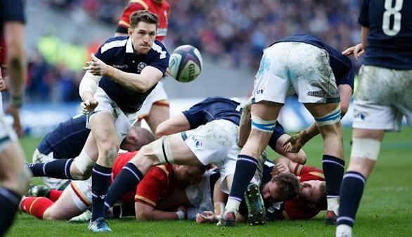 Seis Naciones. Escocia desmoraliza a Gales | 20-13