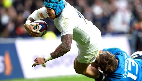 Seis Naciones. Inglaterra se atraganta pero gana a Italia | 36-15