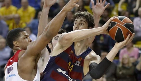 Euroliga. El Barcelona cae en el sonrojo ante CSKA y es casi eliminado | 61-85
