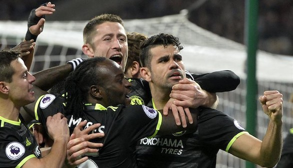 Premier League. El Chelsea responde a Guardiola y se acerca al título   1-2