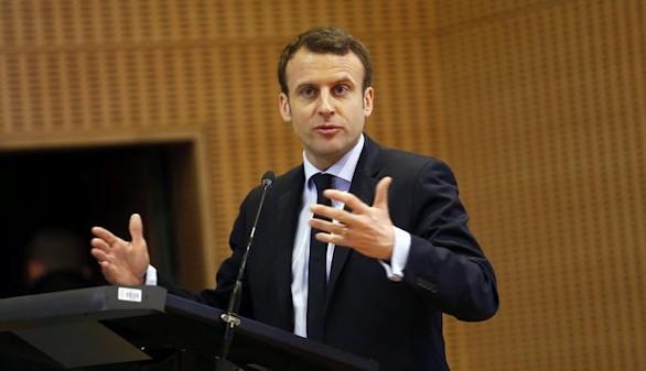 Macron, la esperanza de la izquierda francesa contra Le Pen, es investigado por la Fiscalía