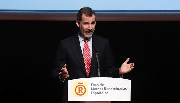 Marca España. El Rey cumple mil días y anima a sentir orgullo de ser español