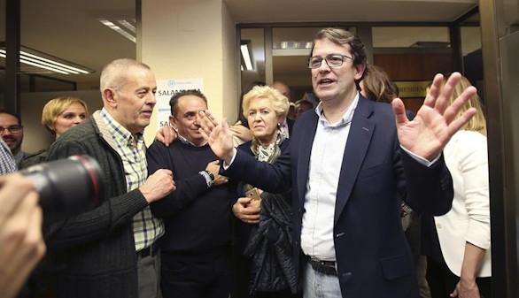 Mañueco será presidente del PP en Castilla y León