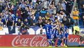 El Alavés frena a la Real Sociedad y toma impulso | 1-0