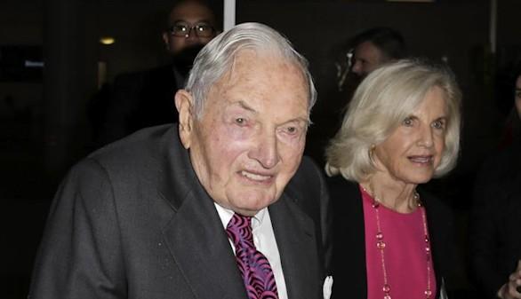 El gigante financiero David Rockefeller muere a los 101 años