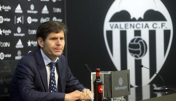 El Valencia entrega el timón a Alemany: Champions y concurso de acreedores en el Mallorca