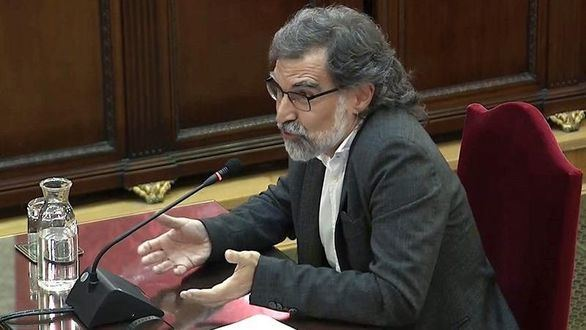 Jordi Cuixart dice que volverá a desobedecer las leyes españolas