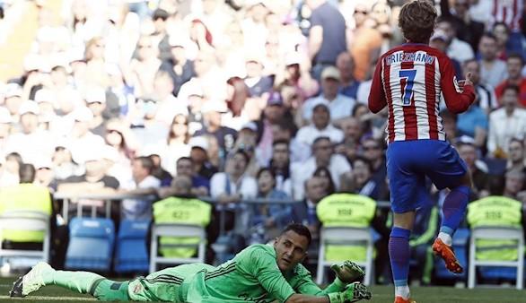 Simeone y el Atlético arrancan un empate de la complacencia del Real Madrid | 1-1