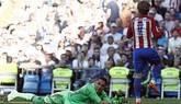Simeone y el Atlético arrancan un empate de la complacencia del Real Madrid   1-1