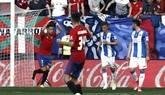 Osasuna remonta al Leganés y sigue creyendo   2-1