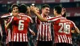 El Athletic hace caja de la relajación de Las Palmas   5-1