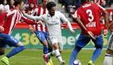 Isco dispara al Real Madrid ante el Sporting y avala el riesgo de Zidane   2-3