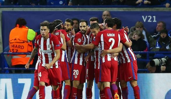 La jerarquía del Atlético toma Leicester | 1-1