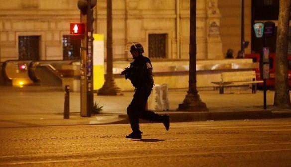 Un policía muerto y dos heridos en un atentado terrorista en París