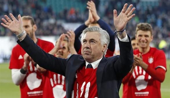 Bundesliga. Ancelotti canta el alirón, el quinto consecutivo del Bayern
