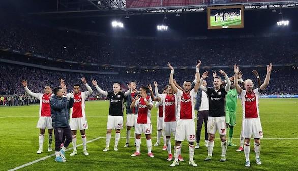 Europa League. El Ajax acribilla al Lyon y se acerca a la final | 4-1