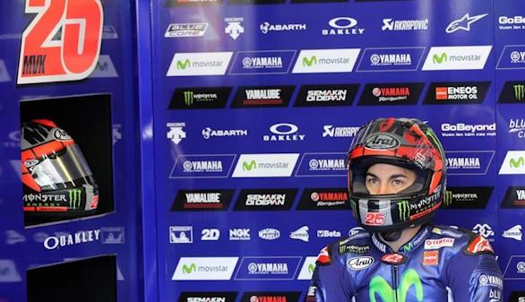 GP de Francia. Viñales le gana a Rossi y saldrá desde la pole