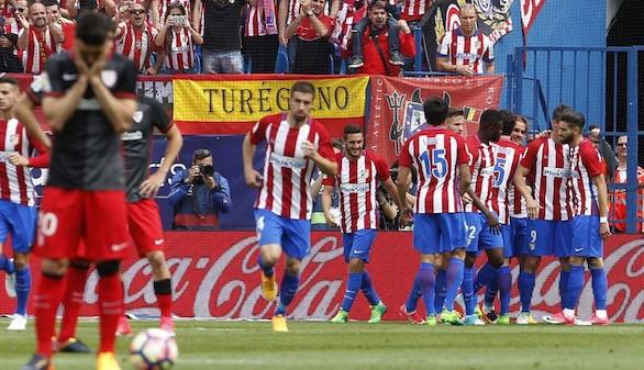 El Atlético y Torres despiden al Calderón con victoria ante el Athletic | 1-3