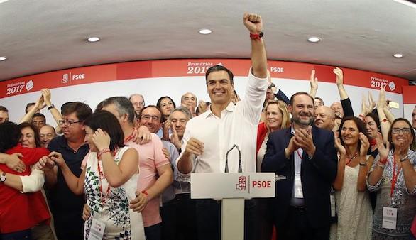 Sánchez ve el Congreso del PSOE como consulta sobre plurinacionalidad