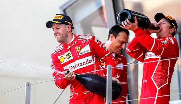 GP de Mónaco. Vettel gana y se distancia de Hamilton