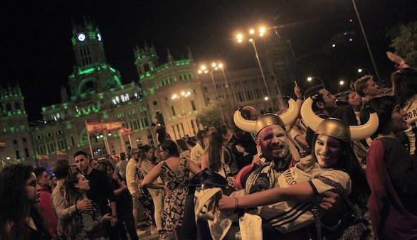 Cibeles se llena y así será la fiesta de la Duodécima madridista