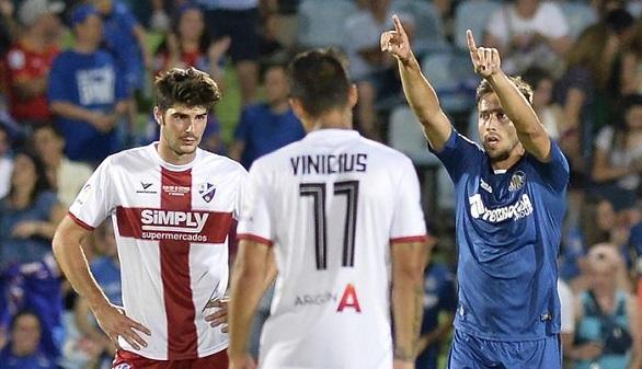 Ascenso a Primera. El Getafe sangra el caos sonrojante del Huesca y jugará la final | 3-0