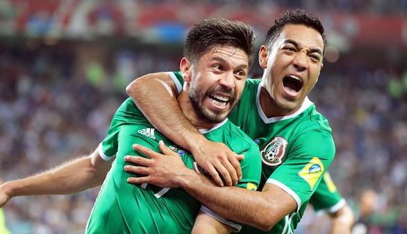 Copa Confederaciones. Peralta salva a México ante Nueva Zelanda | 2-1