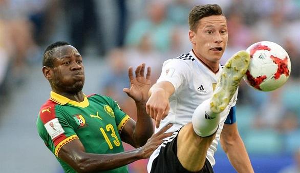Copa Confederaciones. Draxler guía a Alemania para evitar a Ronaldo | 3-1