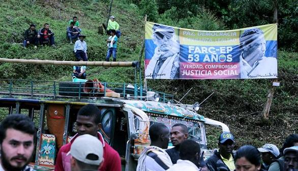 Desarme de las FARC: la ONU anuncia que le han entregado las 7.132 armas