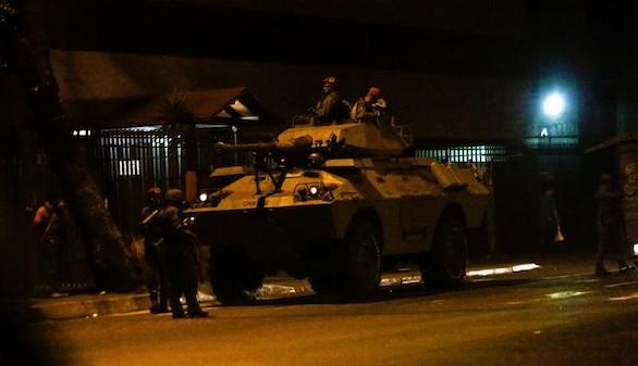 La fiscal general de Venezuela denuncia