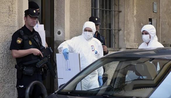 La Guardia Civil detiene en Málaga a un presunto combatiente de Daesh