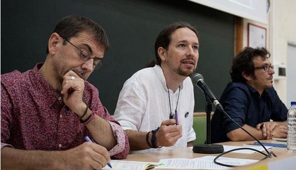La postura de Podemos sobre el referéndum, atacada por todos