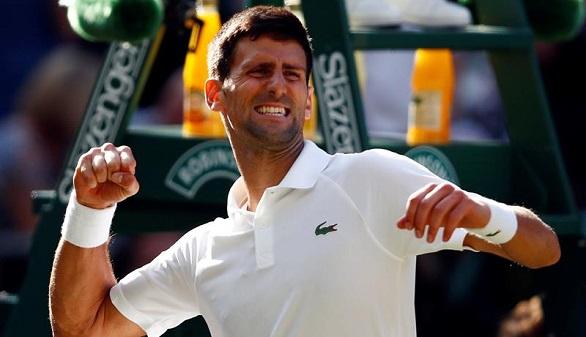 Wimbledon. No hay quien tosa a Djokovic y Federer pero Ferrer y Ramos caen