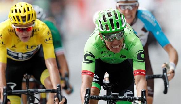 Tour de Francia: Urán triunfa y Contador y Porte son los primeros eliminados