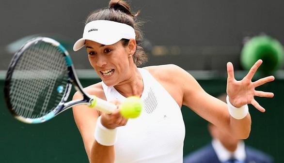 Wimbledon. Muguruza sigue creciendo y ya está en semifinales   6-3 y 6-4