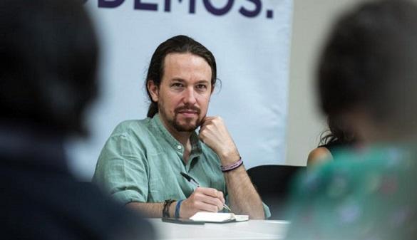 Iglesias niega que el pacto PSOE-Podemos en La Mancha sea un avance del plan nacional