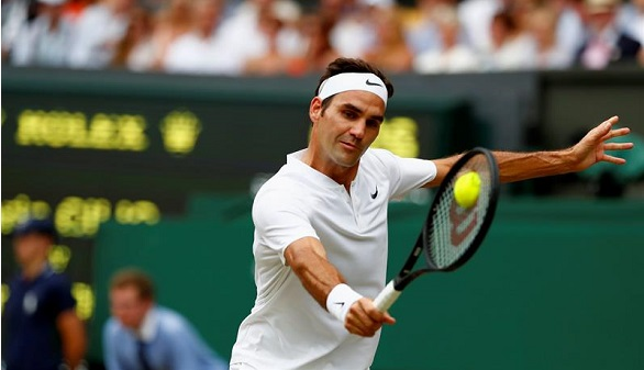 Wimbledon. Eterno Federer: desborda a Cilic para su octavo título | 6-3/6-1/6-4