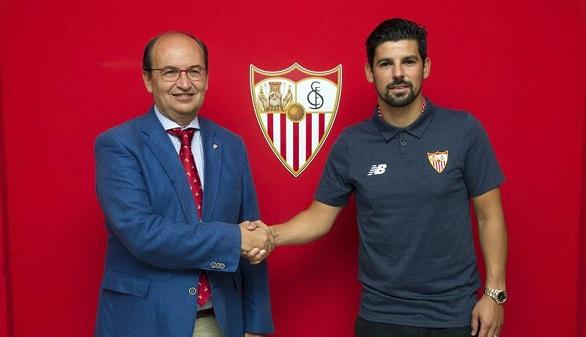 El Sevilla ya tiene al sustituto de Vitolo: Nolito llega tras dejar a Guardiola