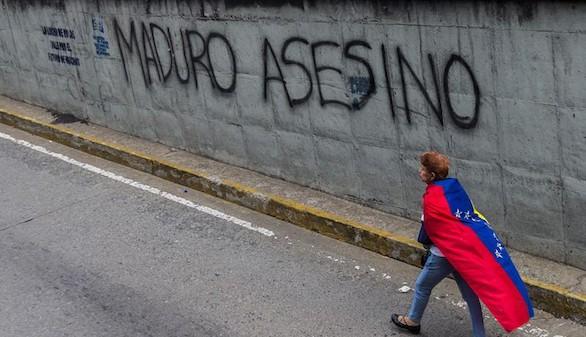 Maduro prohíbe las protestas que puedan 'perturbar' a la Constituyente