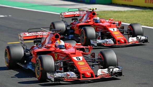 GP de Hungría. Vettel y Ferrari recuperan aire y la pole