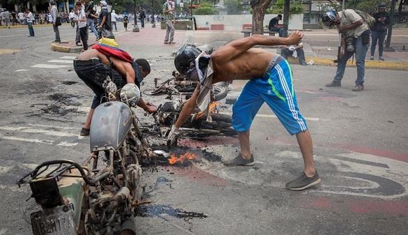 La Guardia Nacional Bolivariana asesinó a un líder opositor juvenil