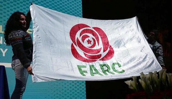 Las FARC es ya un partido político legal en Colombia