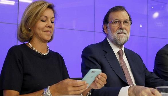Rajoy ya habría recurrido la ley del referéndum al TC